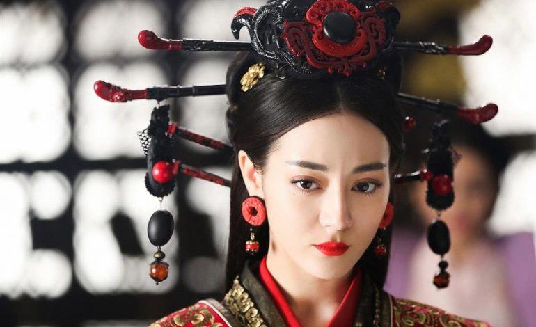 Dilraba Dilmurat ดารา ดิลราบา ดิลมูรัต นางเอก นางเอกจีน สามชาติสามภพ สาวจีน อุยกูร์