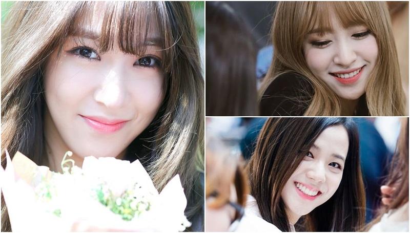 รอยยิ้ม ไอดอลหญิงเกาหลี