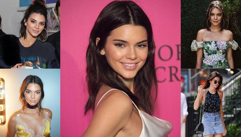 Kendall Jenner นางแบบ