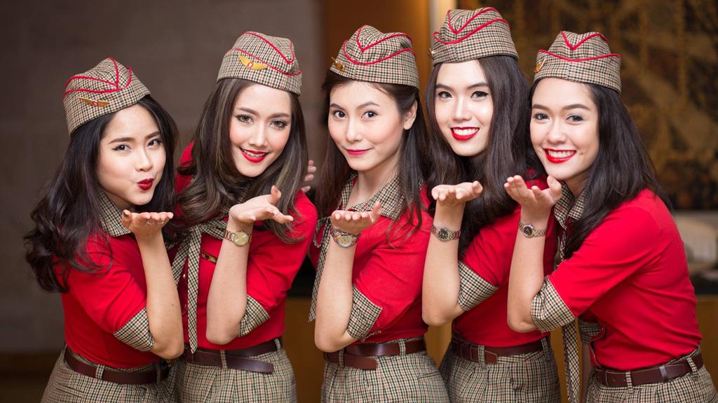 สายการบิน Thai Viet jet Air