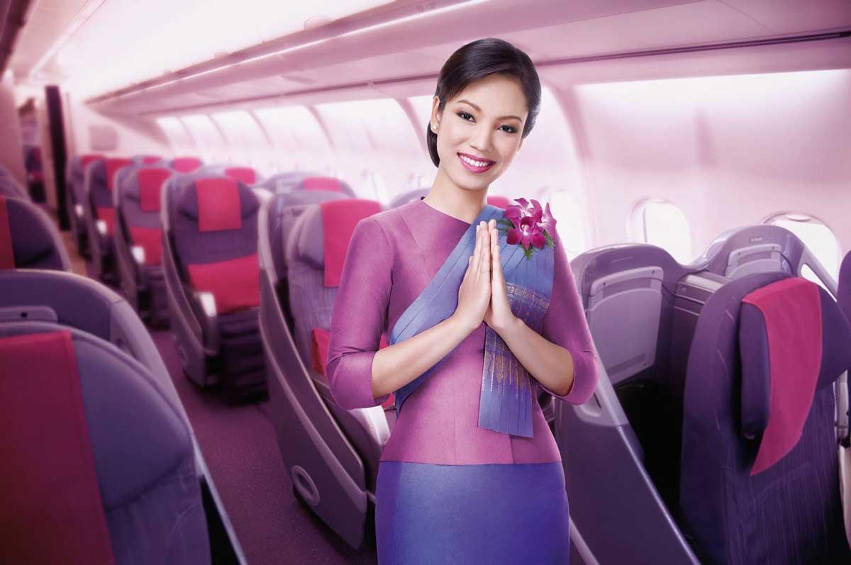 สายการบิน Thai Airways