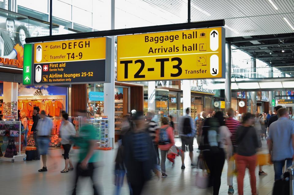 ภาษาที่สาม สนามบิน เรียนภาษา เรียนภาษาอังกฤษ