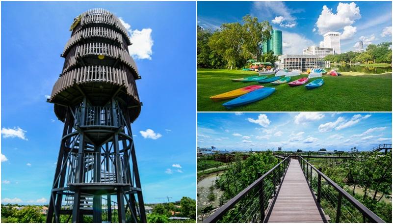 กรุงเทพฯ สถานที่ท่องเที่ยวธรรมชาติ เที่ยวกรุงเทพ