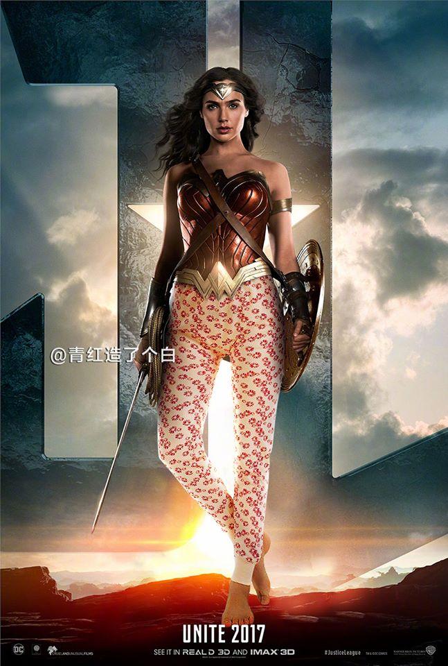 วันเดอร์วูแมนสาวน้อยมหัศจรรย์ (Wonder Woman)