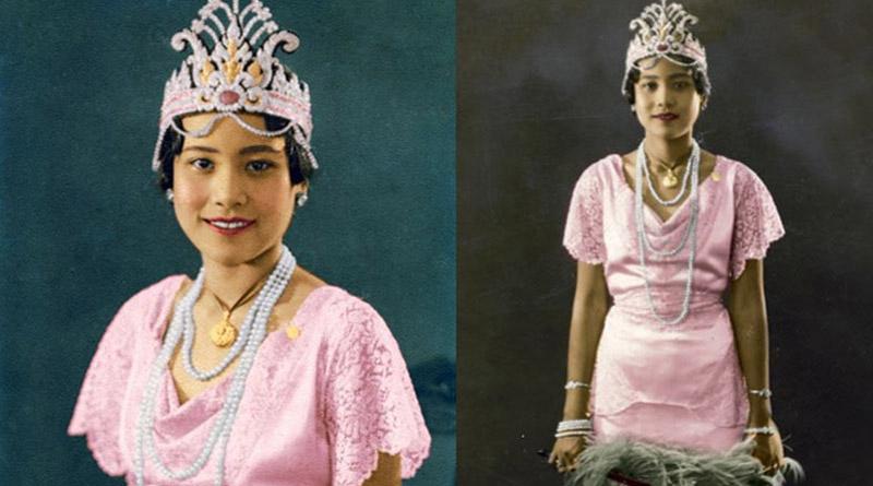นางสาวสยาม นางสาวไทย ประวัติศาสตร์