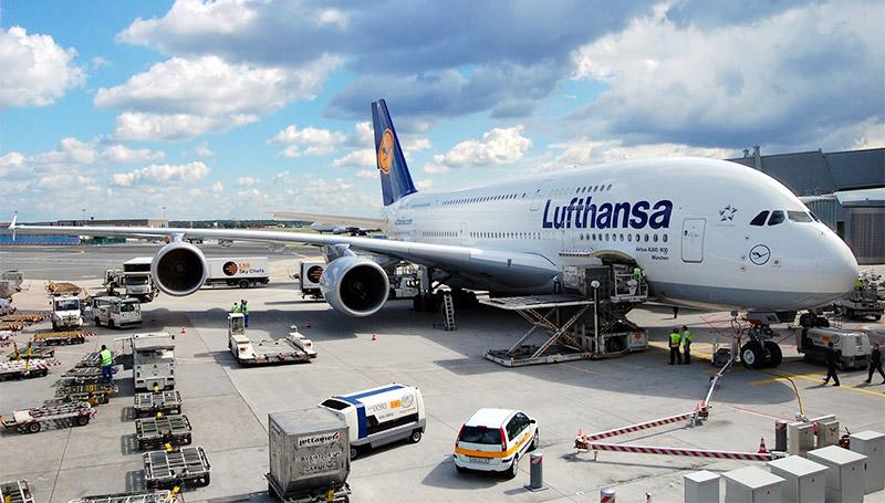 Airbus A380 ศรีรัตนะ เครื่องบิน