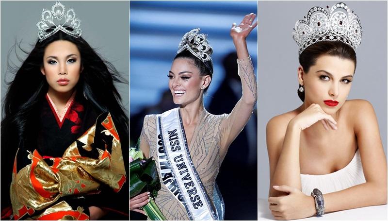 Miss Universe นางงาม มงกุฎ