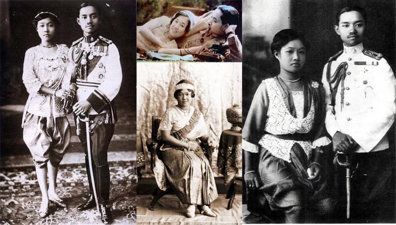 ย้อนอดีต รัชกาลที่ 7 ราชวงศ์ ราชินี สมเด็จพระนางเจ้ารำไพพรรณี