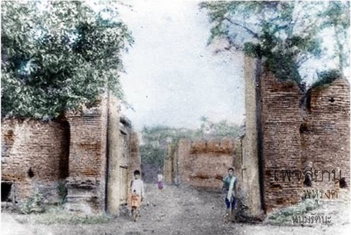 ประตูท่าแพ เมืองเชียงใหม่