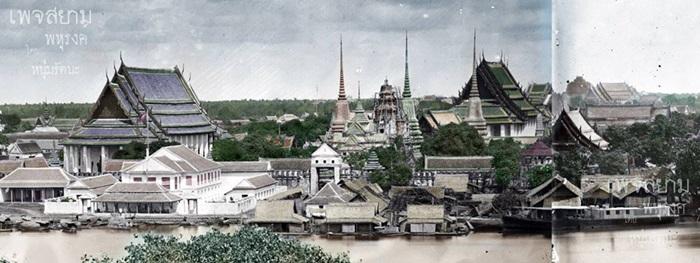 กรุงเทพฯ เมื่อ 150 ปีที่แล้ว