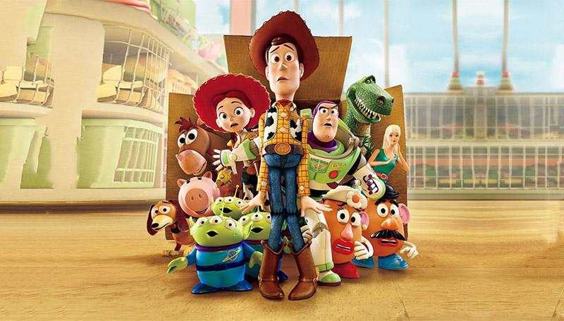 Toy Story ทอย สตอรี่ วันนี้ในอดีต