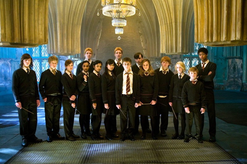 ความลับ หนัง แฮร์รี่ พอตเตอร์