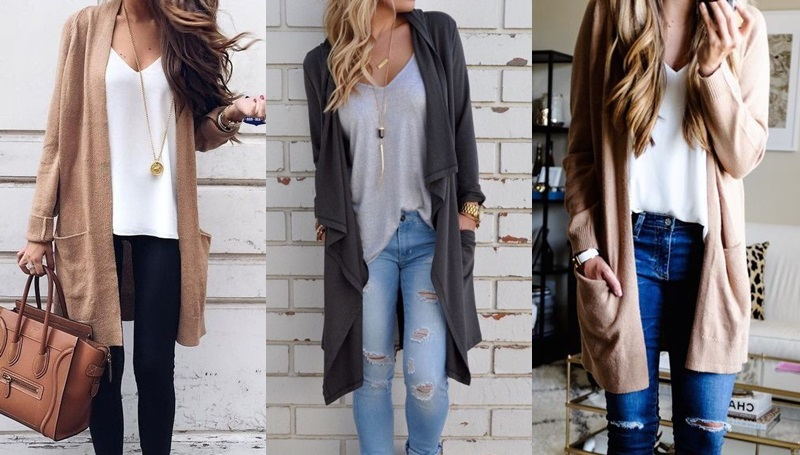 เสื้อคลุมยาว + กางเกงขายาว
