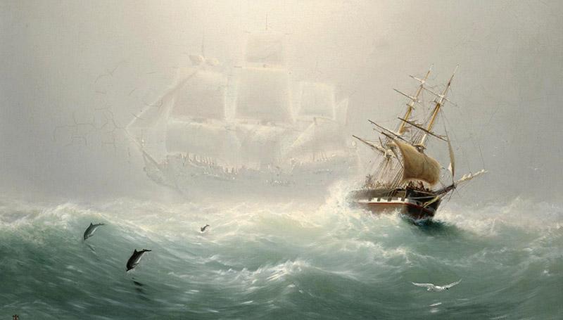 ตำนาน ปริศนา ผี ผีสิง เรือ เรื่องพิศวง เรื่องลึกลับ เรือผี