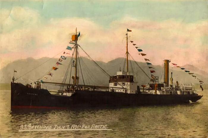 เรือสินค้า เบย์ชิโม่ : The Baychimo