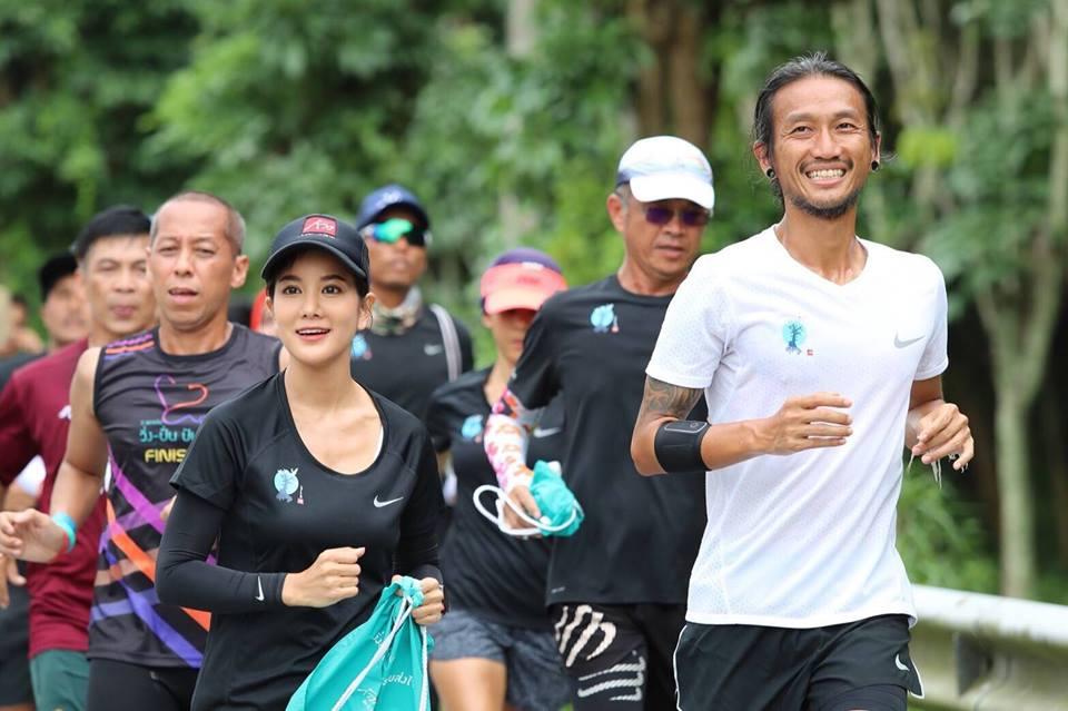 ก้อย-ตูน ฉายา : คู่รัก นักวิ่งพันล้าน