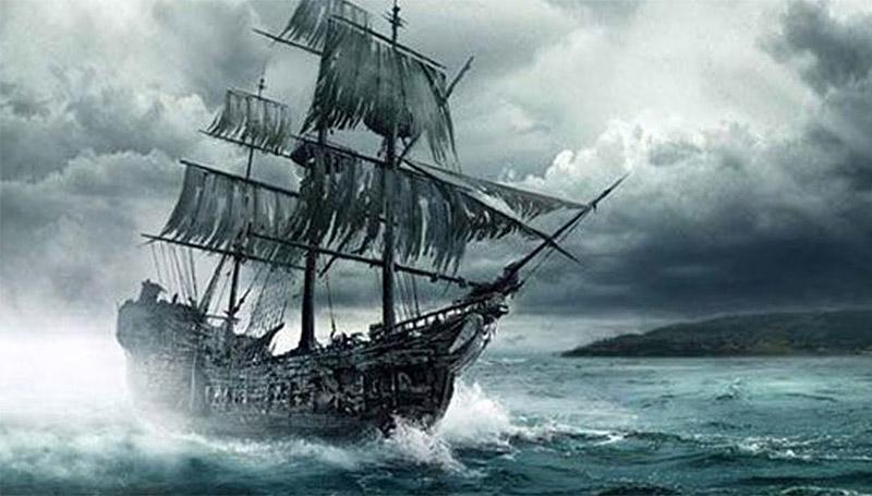 เรือผีสิง The Caleuche
