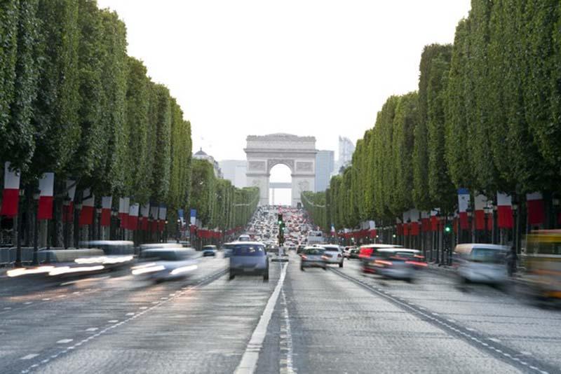 ถนน สวยที่สุดในโลก