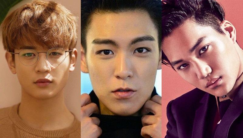 K-pop ดาราเกาหลี หนุ่มหล่อเกาหลี