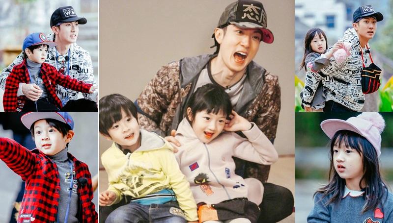 ครอบครัวดารา ปิ้งรักสลับขั้ว อู๋จุน ไต้หวัน