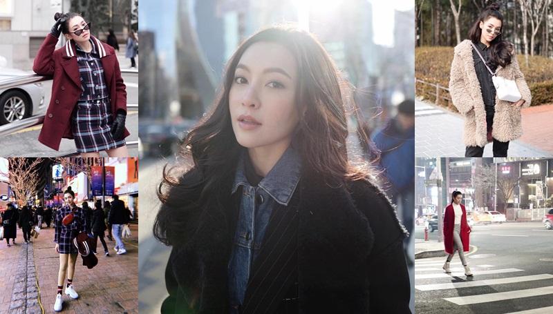 เกาหลี เบลล่า ราณี แฟชั่นดารา