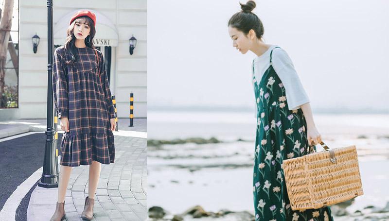 dress ชุดเดรส สาวหวาน