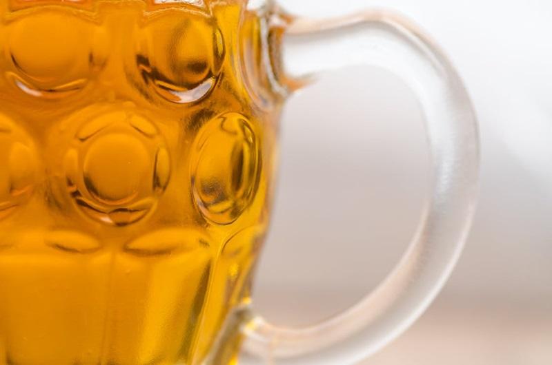 มาส์กหน้า เบียร์