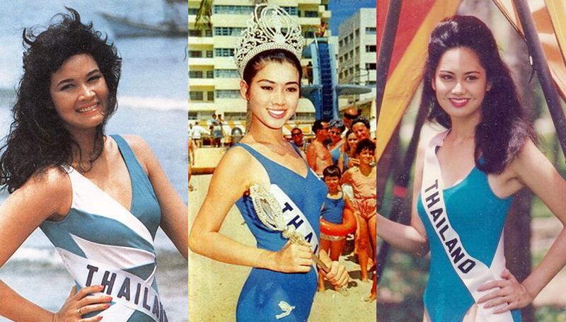 Miss Universe นางงาม นางงามจักรวาล นางงามไทย ประกวดนางสาวไทย