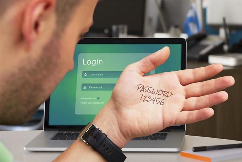 password การจัดอันดับ รหัสผ่าน รหัสผ่านยอดแย่ ประจำปี 2017