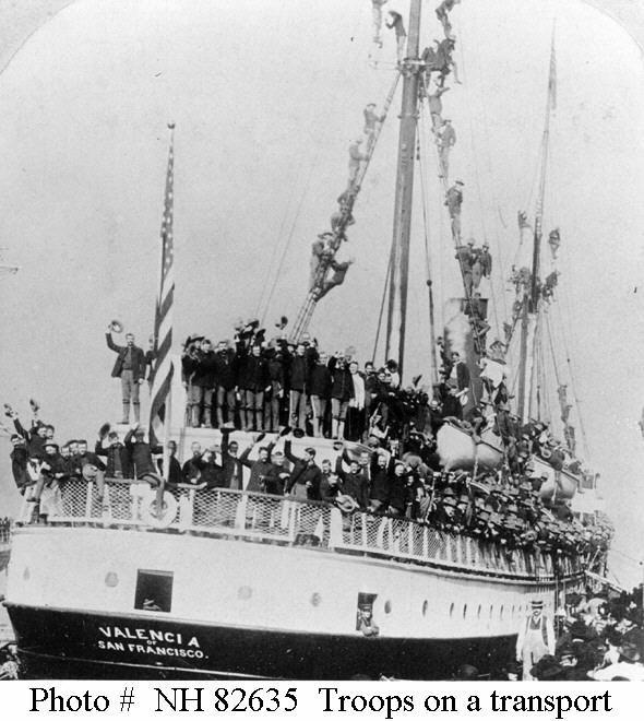 เรือกลไฟ SS วาเลนเซีย : The SS Valencia