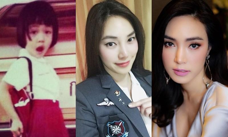 นักแสดง นางร้าย นางแบบ ย้อนวัยใสดารา เจ ชนาธิป เมย์ พิชญ์นาฏ