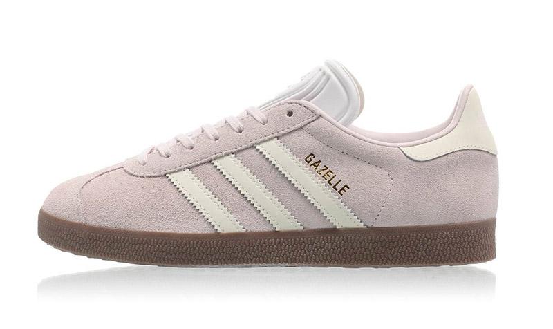 รองเท้า Adidas สี Orchid Tint