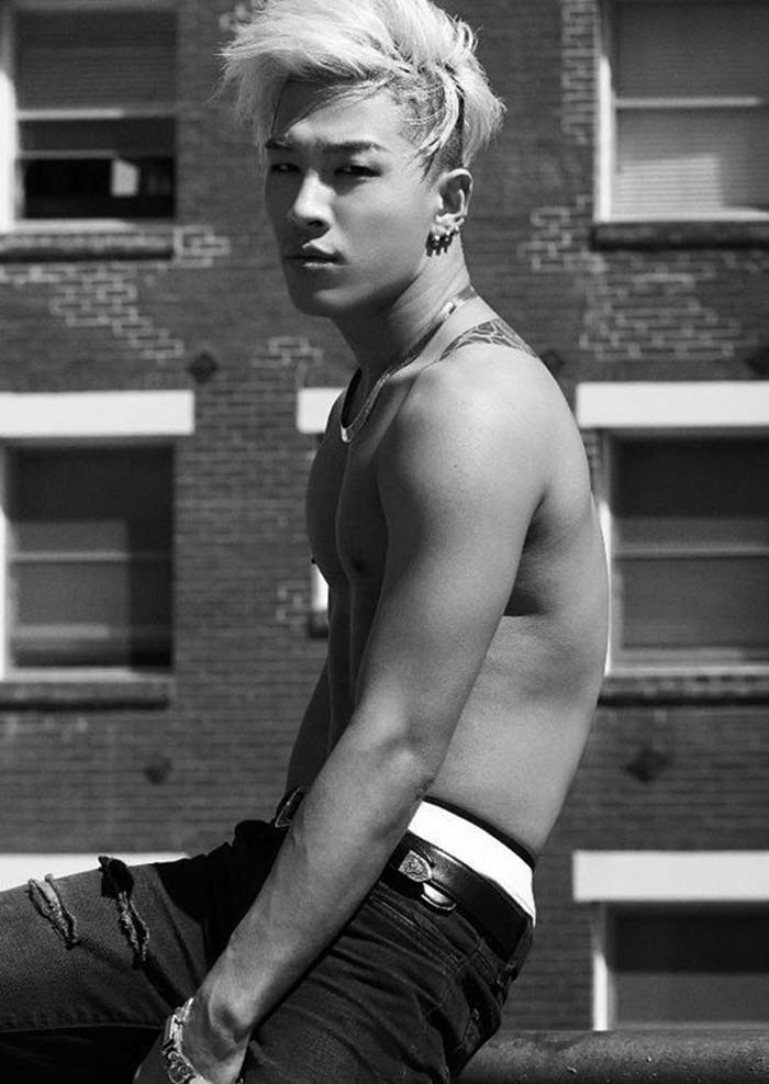แทยัง วง BIGBANG