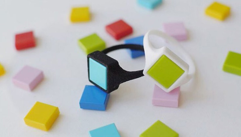 เครื่องประดับ เลโก้ แหวน