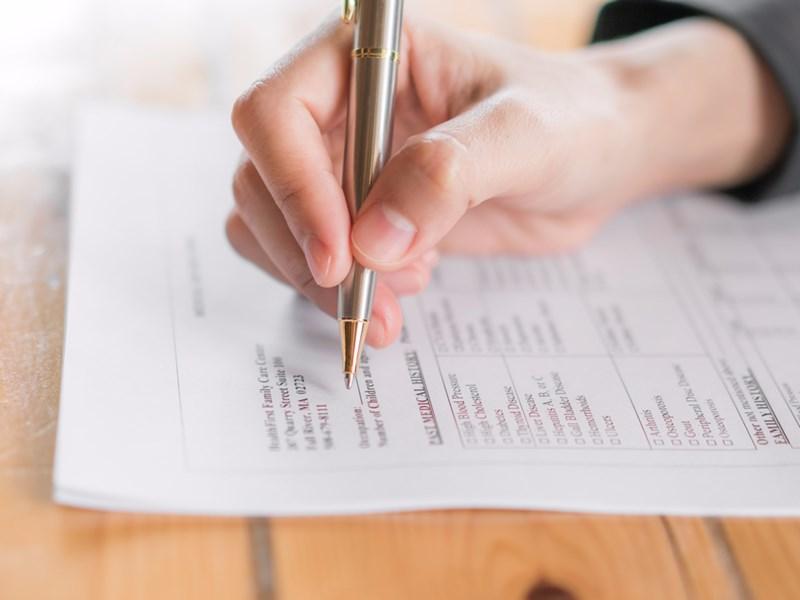 9 คำผิด ในการเขียนรูเซเม่ สำหรับใช้สมัครงาน