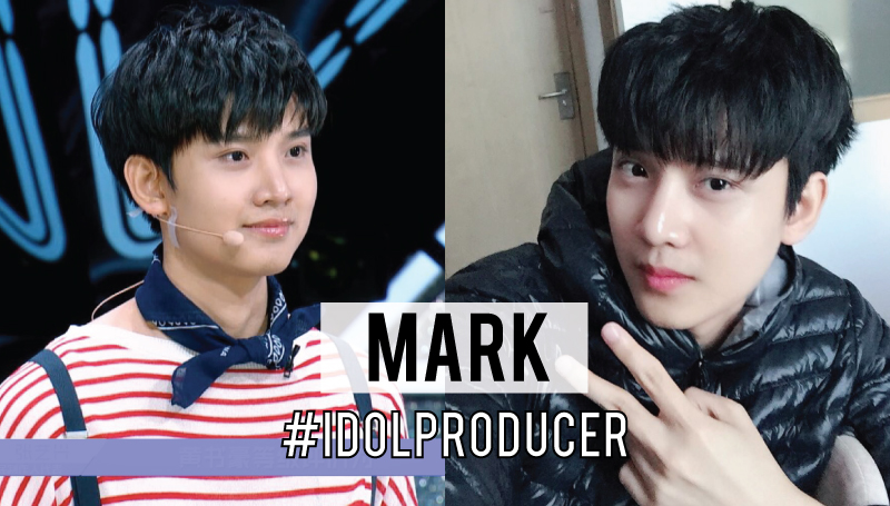 Idol Producer Producer China จีน มาร์ค มาร์ค วัชร