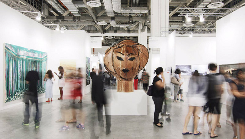 งานสัปดาห์ศิลปะสิงคโปร์