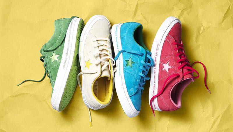 Converse Converse's One Star คอนเวิร์ส รองเท้า
