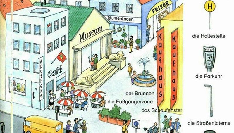 DEUTSCH germany เรียนภาษา ภาษาที่สาม เรียนภาษาเยอรมัน