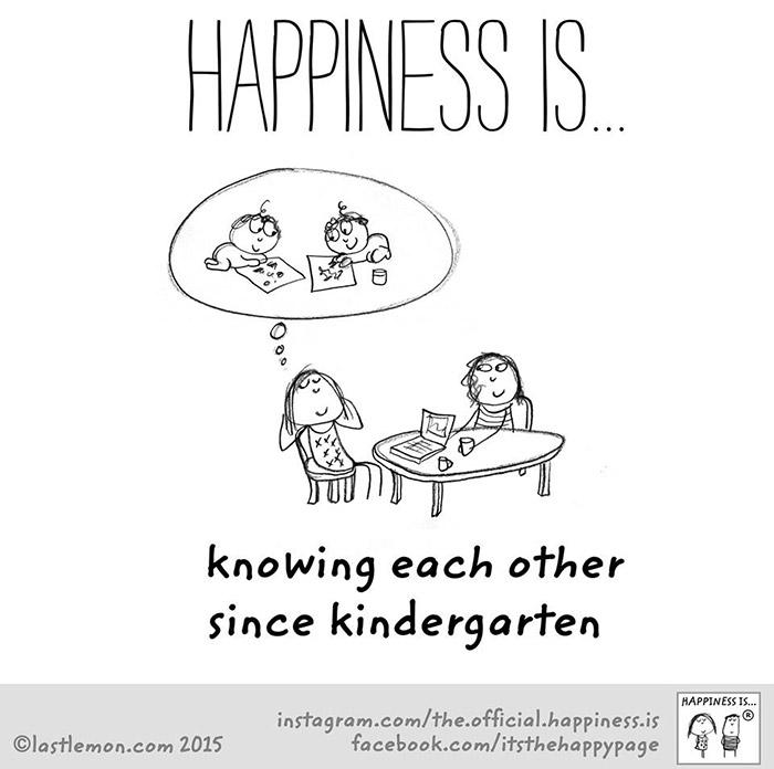 การที่เราได้รู้จักวัยเด็กของใครสักคน (โดยเฉพาะถ้าคนนั้นเป็นคนที่เรารัก)