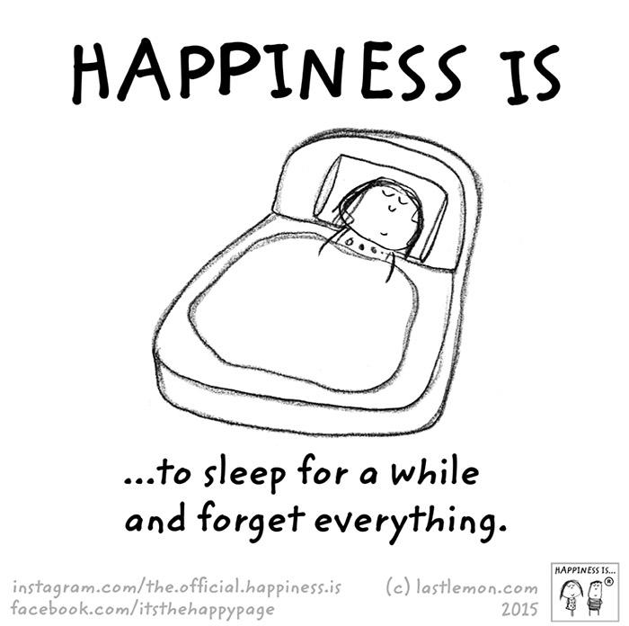 การนอนหลับ แล้วลืมทุกสิ่ง