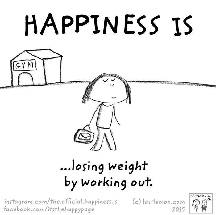 น้ำหนักลด หลังจากไปเวิร์คเอ้าท์