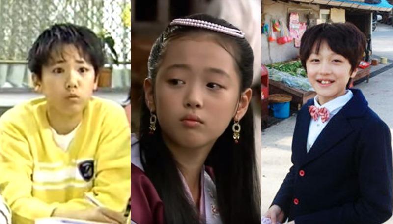 นักแสดงเกาหลี ไอดอลเกาหลี ไอดอลเกาหลีตอนเด็ก