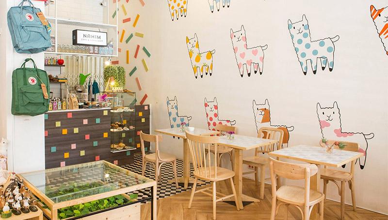 Bkk Cafe คาเฟ่ นะฮิม เยาวราช