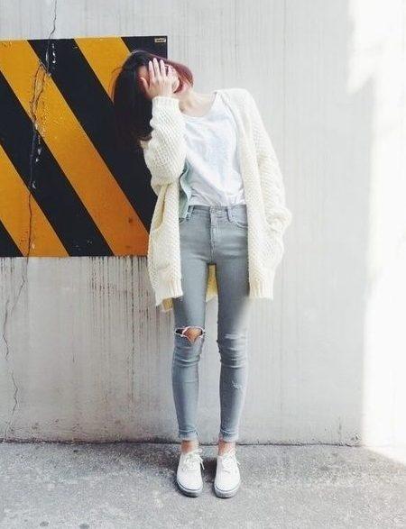 แฟชั่นสีขาว