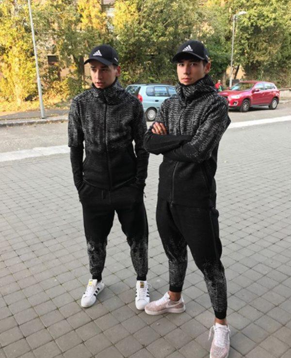 Shaolin Sándor Liu & Shaoang Liu