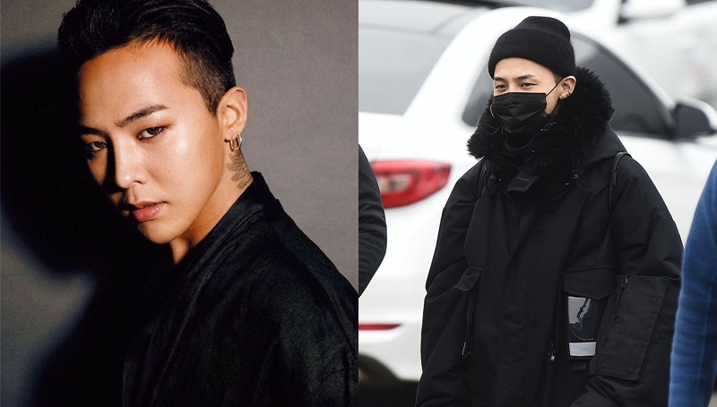 bigbang จี ดรากอน ทหาร เกาหลี เกาหลีใต้