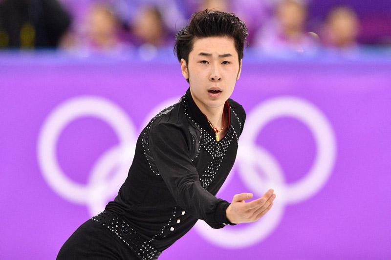Jin Boyang จากจีน