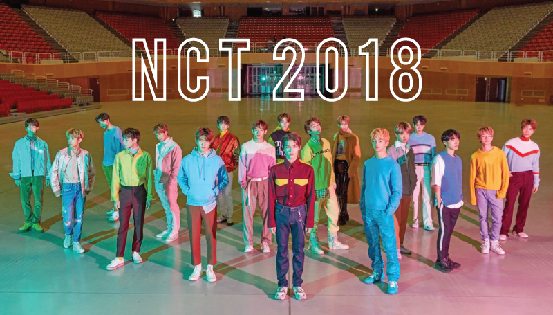 NCT NCT Dream NCT U NCT127 NCT2018
