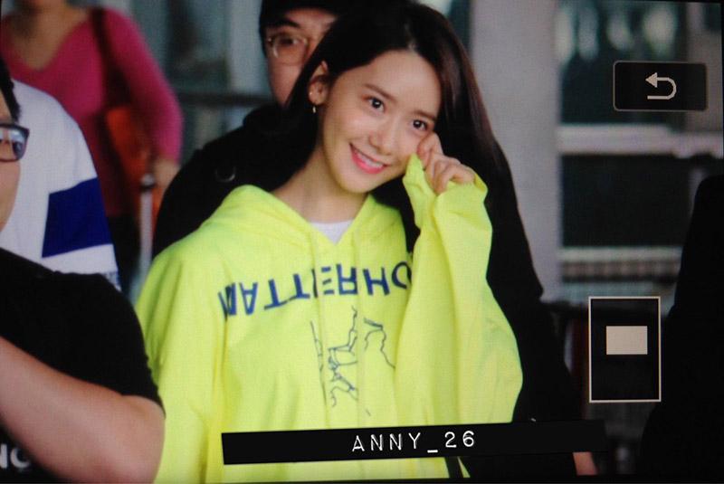 ยุนอา Girl Generation